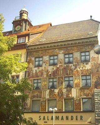 Hotel / Hotels in Friedrichshafen am Bodensee